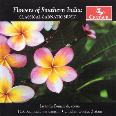 CRC 3144 Flowers of Southern India:  Classical Carnatic Music.