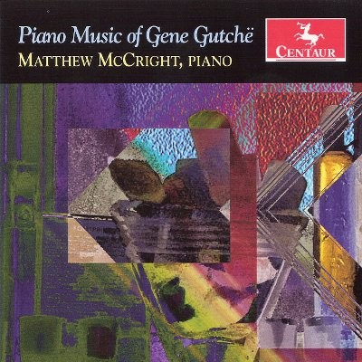CRC 3150 Piano Music of Gene Gutche.  Theme and Variations