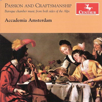 CRC 3166 CRC 3166 Passion and Craftsmanship:  Baroque chamber music from both sides of the Alps.
