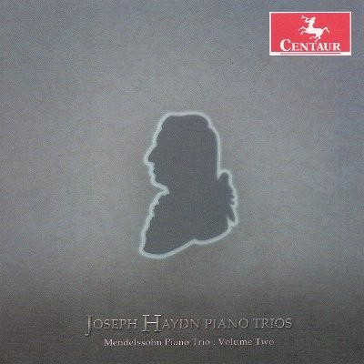 CRC 3191 Franz Joseph Haydn:  Piano Trios, Volume 2.  Trio in F Major, Hob. XV:40