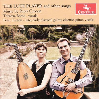 CRC 3209 The Lute Player and Other Songs.