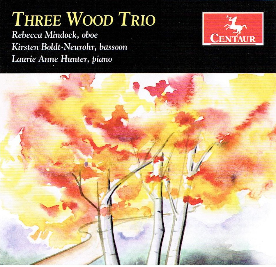 CRC 3226 Three Wood Trio