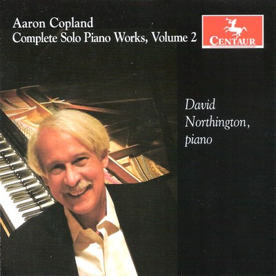 CRC 3240 Aaron Copland:  Complete Solo Piano Works, Volume 2.  Rodeo:  Ballet in One Act