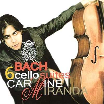 CRC 3263/3264 (2 CDs) J.S. Bach:  6 Suites for Cello