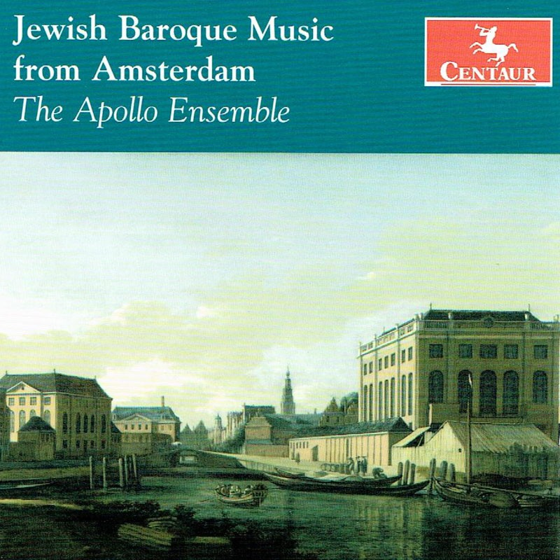 CRC 3348 Jewish Baroque Music from Amsterdam