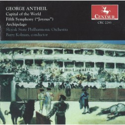 "CRC 2293 George Antheil: ""Capital of the World"