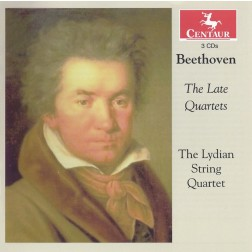 CRC 3212/3213/3214 Beethoven:  The Late Quartets.  Allegretto in B Minor