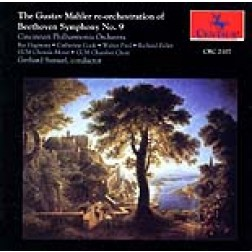 CRC 2107 The Gustav Mahler re-orchestration of Beethoven Symphony No. 9