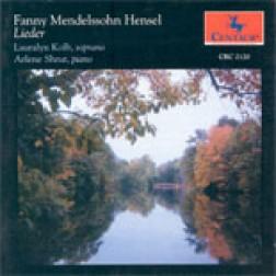 CRC 2120 Fanny Mendelssohn Hensel: Lieder