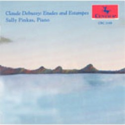 CRC 2169 Claude Debussy: Etudes and Estampes