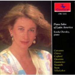 CRC 2202 Piano Solos of Latin America
