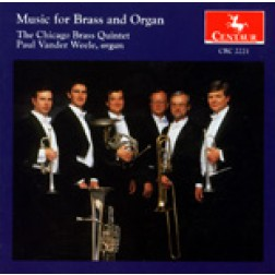 CRC 2221 Music for Brass and Organ