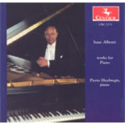 CRC 2231 Isaac Albeniz:  Works for Piano