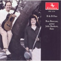CRC 2234 B & B Duo:  Works by Mozart, Hindemith, Kessner and Sammartini