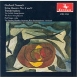 CRC 2238 Gerhard Samuel:  String Quartets Nos. 1 and 2