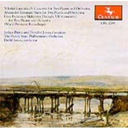 CRC 2269 Nikolai Lopatnikoff: Concerto for Two Pianos and Orchestra