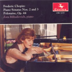 CRC 2270 Frederic Chopin: Piano Sonatas Nos. 2 and 3