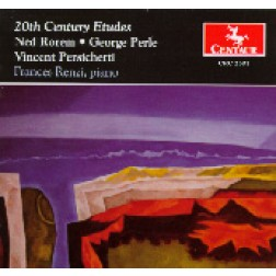 CRC 2301 20th Century Etudes.  Ned Rorem:  Eight Etudes