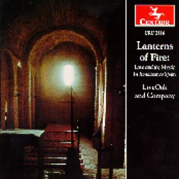 CRC 2316 Lanterns of Fire:  Love and the Mystic in Renaissance Spain