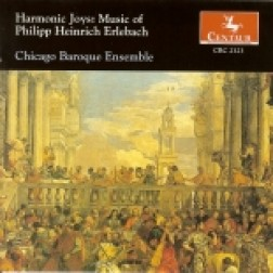 CRC 2323 Harmonic Joys:  Music of Philipp Heinrich Erlebach.  Second Prima in D-Major