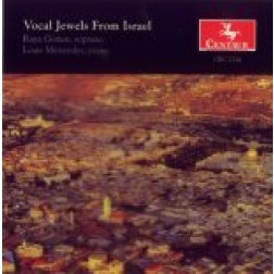 CRC 2324 Vocal Jewels From Israel