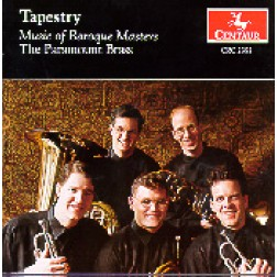 CRC 2355 Tapestry:  Music of Baroque Masters