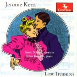 CRC 2371 Jerome Kern:  Lost Treasures