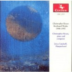 CRC 2377 Christopher Keyes:  Keyboard Works 1986-1997