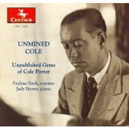 CRC 2387 Unmined Cole:  Unpublished Gems of Cole Porter