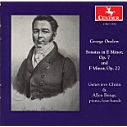 CRC 2393 André-George-Louis Onslow: Sonata in E Minor, Op. 7