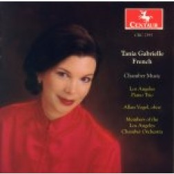 CRC 2395 Tania Gabrielle French:  Chamber Music:  Four Illuminations