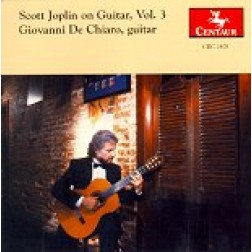 CRC 2408 Scott Joplin on Guitar, Vol. 3.  Felicity Rag