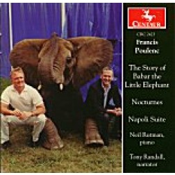 CRC 2423 Francis Poulenc:  The Story of Babar the Little Elephant