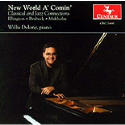 CRC 2468 New World A'Comin'- Classical and Jazz Connections