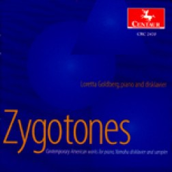 "CRC 2470 ""Zygotones: Contemporary American works for piano, Yamaha disklavier and sampler;"" Barbara Kolb: Appello"