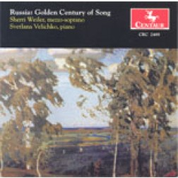 CRC 2489 Russia: Golden Century of Song: Mikhail Glinka: Don Not Tempt Me