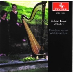 CRC 2508 Gabriel Faure: Melodies.  Nell, Op. 18, No. 1