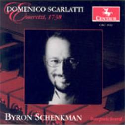 CRC 2522 Domenico Scarlatti: Essercizi, 1738 (Sonatas)