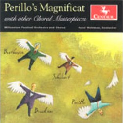 CRC 2528 Perillo's Magnificat (with Other Choral Masterpieces)