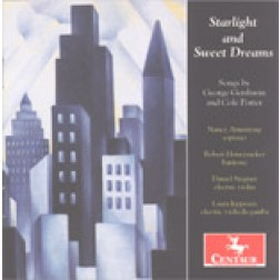 CRC 2623 Starlight and Sweet Dreams: Songs by George Gerwhwin and Cole  Porter.