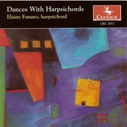 CRC 2651 Dances With Harpsichords.