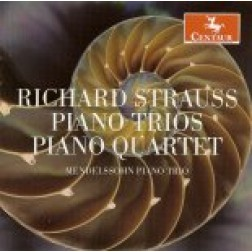 CRC 2718 Richard Strauss: Trio for piano, violin and cello in A Major, No. 1