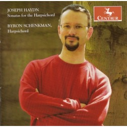 CRC 2733 Joseph Haydn:  Sonatas for the Harpsichord.  Sonata in A Major, H.XVI:12