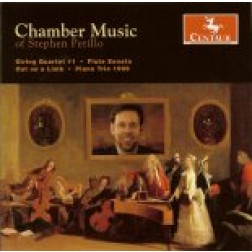 CRC 2739 Chamber Music of Stephen Perillo: String Quartet #1