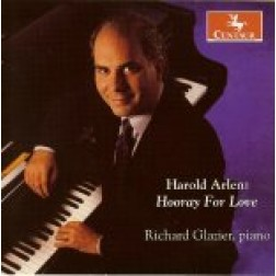 CRC 2741 Harold Arlen: Hooray For Love.  Sleepin' Bee/Let's Fall In Love