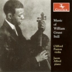 CRC 2750 Music of William Grant Still.  Carmela from Vignettes Trio