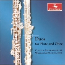 CRC 2775 Duos for Flute and Oboe.  Mozart:  Selections from the Magic Flute (arr. Gunther Joppig)