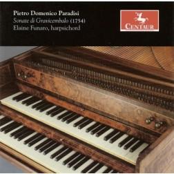 CRC 2814 Pietro Domenico Paradisi:  Sonate di Gravicembalo