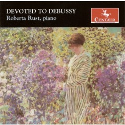 CRC 2867 Devoted to Debussy.  Clair de Lune