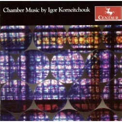 CRC 2892 Chamber Music by Igor Korneitchouk.  Phoenix  (Triptych for Piano)